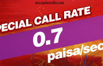 Robi & Airtel Call Rate Offer