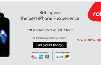 Robi Campaige Offer 2018