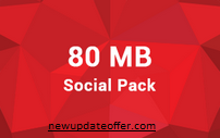 Robi 80MB Internet Package Special offer