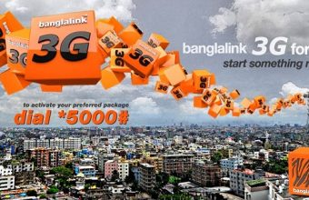 Banglalink Internet Package Offer
