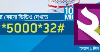 GP 10MB 2TK, 40MB 15TK Offer