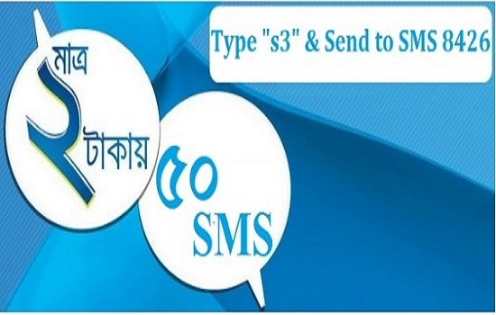 Grameenphone SMS Offer