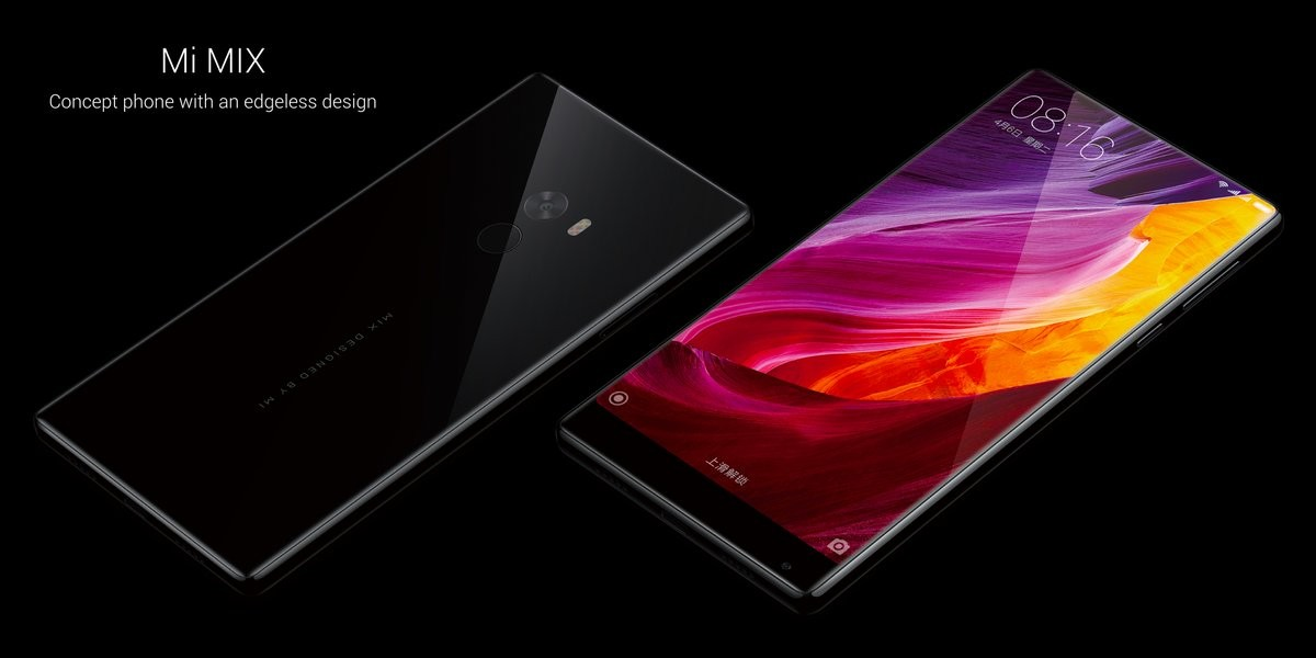 Xiaomi Mi Mix price in BD & Free GP Internet offer 2017
