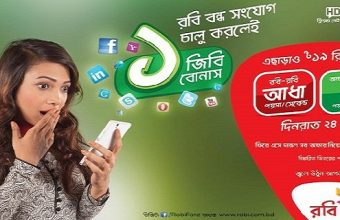 Robi Bondho SIM offer 2017, Special Call Rate offer, Free Internet, Bonus!