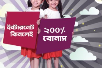 Robi Eid Offer 2017 Get 200% Internet Bonus