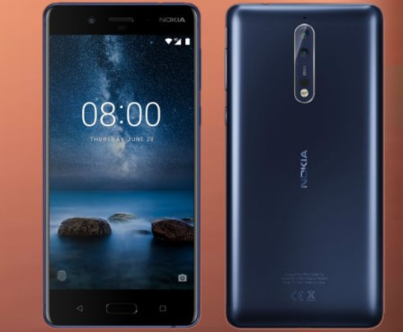Nokia 8 Sirocco Release Date, Price in Bangladesh