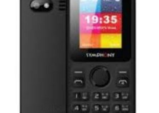 Symphony B22 Price in Bangladesh, Full Specification