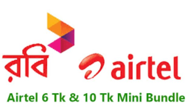 Airtel 6 TK Bundle Offer