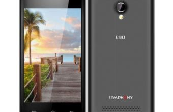 Symphony E90 Price in Bangladesh, Full Specification