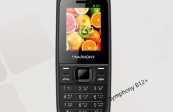 Symphony B12+ Price in Bangladesh