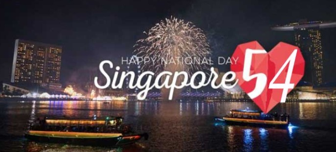 Singapore National Day 2019 Pictures, Images, Pics, Photos
