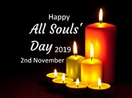 All Souls Day 2019